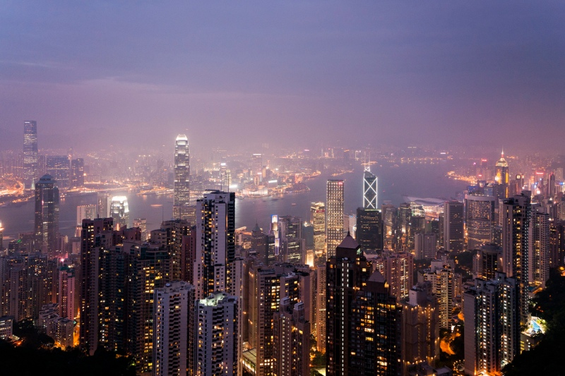 Hong Kong, via Harald Kobler
