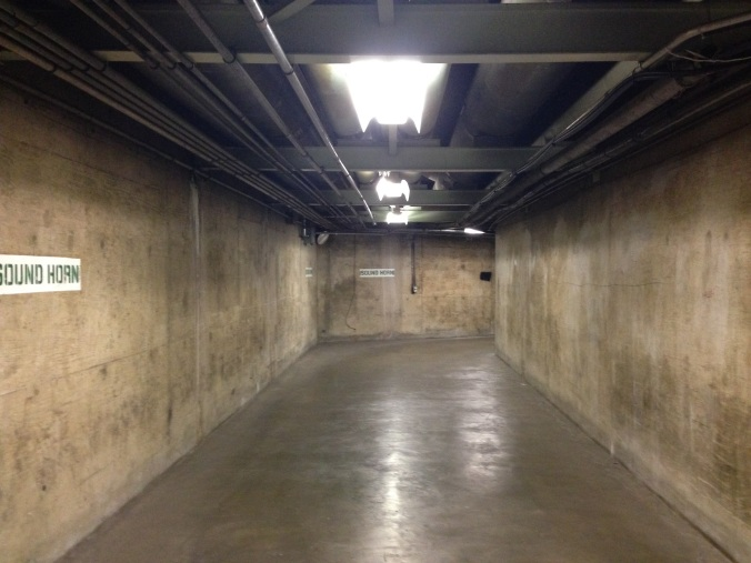 There are tunnels running underneath downtown LA. Here's how to find them