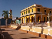 """The city of Trinidad, Cuba is a UNESCO World Heritage site with five hundred years of culture and history. And with this designation comes dollars to help restore the aging structures. Via Gregory """"Slobirdr"""" Smith"""