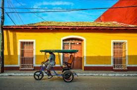 Taxi In Trinidad, Cuba. Via Bud Ellison.
