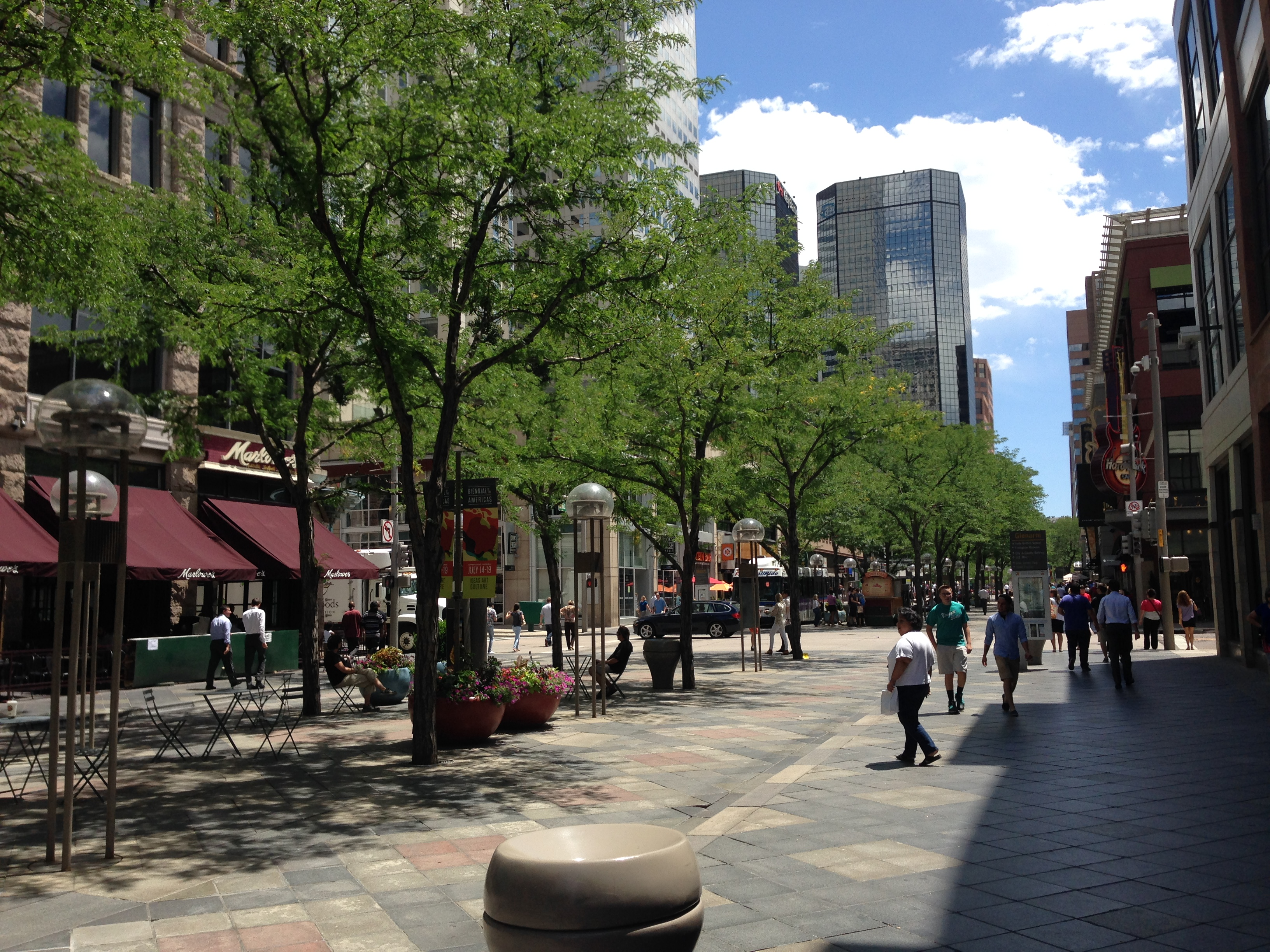 Denver Has Incredibly One Of America S Best Pedestrian