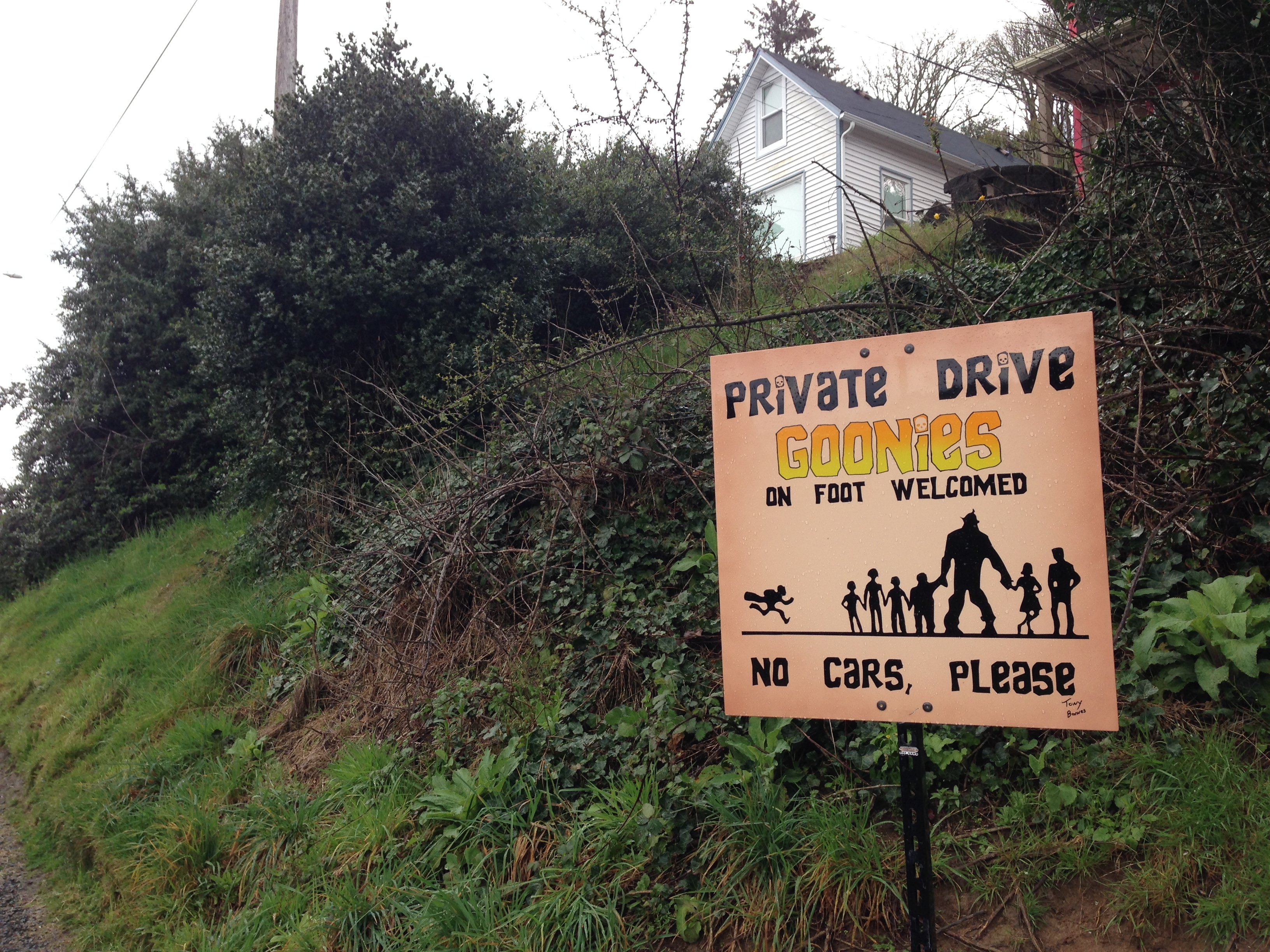 I Visited The Goonies House Because When I Googled U201cAstoriau201d It Was One Of  The First Things To Come Up. But There Are Two Reasons You Should Not Go To  The ...
