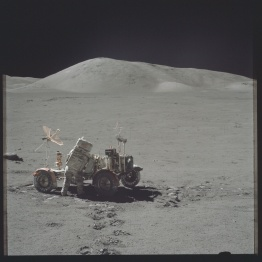 From Apollo 17