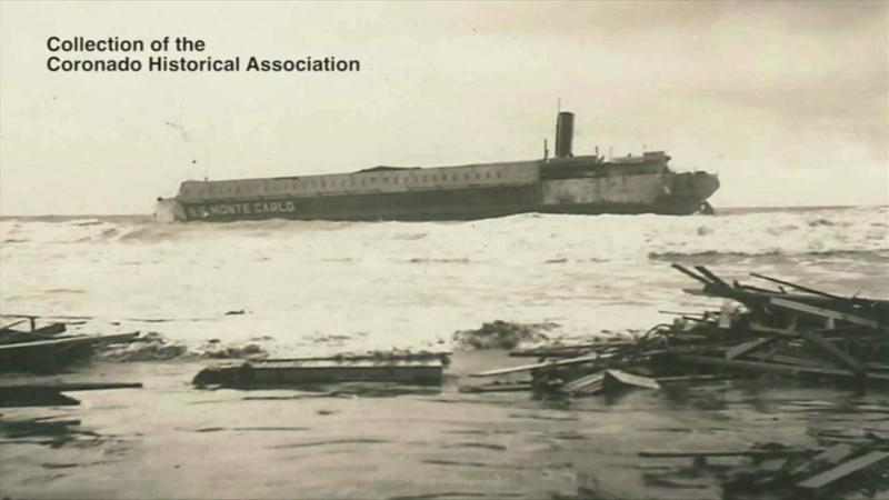 coronado shipwreck 2