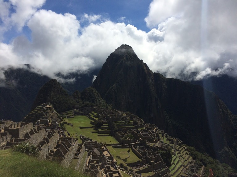 5 reasons why walking the Inca Trail is better than taking the train to Machu Picchu