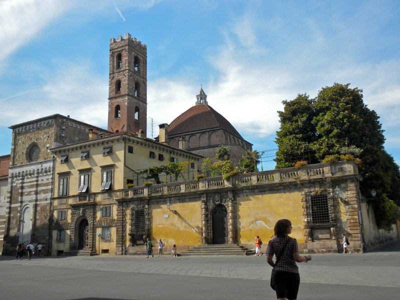 Four reasons Lucca, Italy, is just about the perfect destination